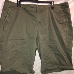 Lane Bryant Bermuda Shorts